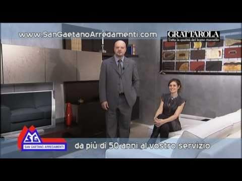 San Gaetano Arredamenti - Soggiorni - YouTube