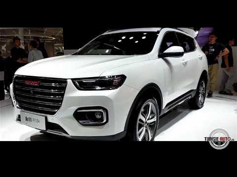 New Haval H6 & Haval H9 Auto Show Beijing 2018