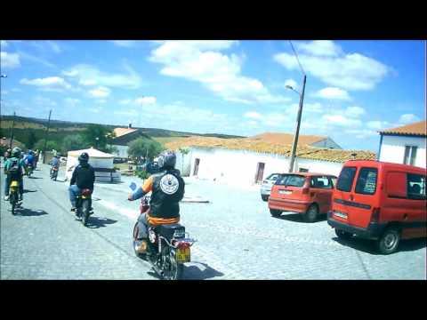 5º encontro de ciclomotores antigos de São João Dos Caldeireiros