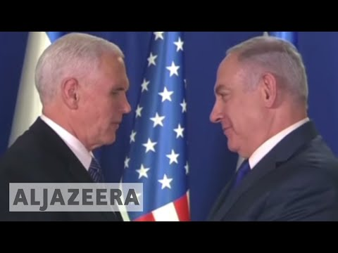 🇺🇸 Mike Pence: US embassy to open in Jerusalem in 2019