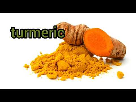 How To Pronounce Turmeric In British English