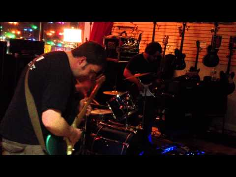 CounterPursuit live at Gorham Brothers Music 01.10.13 (2)