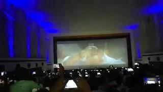 Video Mersal Teaser in Ram Muthuram cinemas | Thalapathy fans mass celebration download MP3, 3GP, MP4, WEBM, AVI, FLV Juli 2018