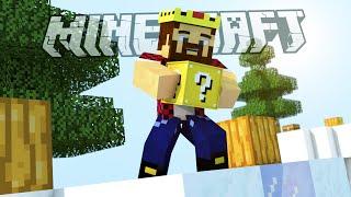 СНЕЖНАЯ БИТВА - Lucky Islands (Minecraft Mini-Game)