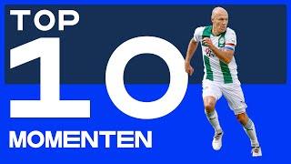 TOP 10 bijzondere momenten! | Eredivisie | 1e seizoenshelft 2020-2021