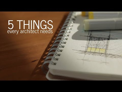 5 Things Under $20 Every ARCHITECT Needs