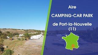 Aire CAMPING CAR PARK de Port la Nouvelle (11)