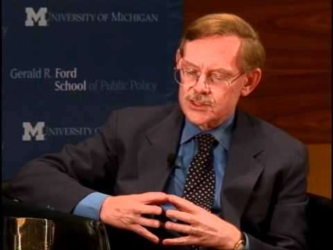 .@fordschool - Robert B. Zoellick: President and CEO of The World Bank Group