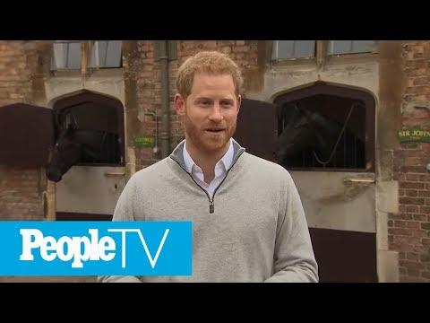 Prince Harry & Meghan Markle Welcome Baby Boy  PeopleTV