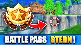 KOSTENLOSER BATTLE PASS STERN/BANNER!! (Gratis Level in Woche 9) - Fortnite Battle Royale