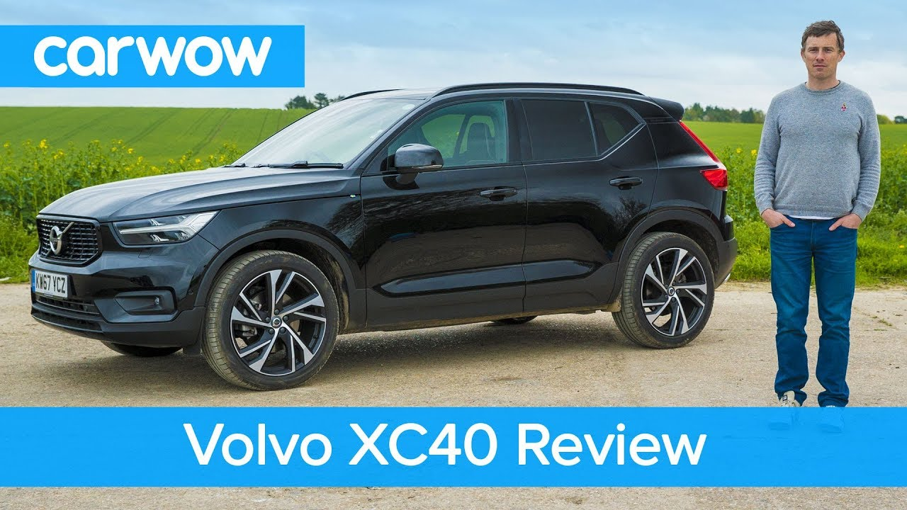 New Volvo Xc40 Review Carwow