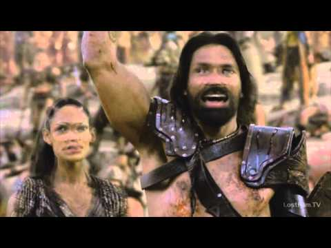 Spartacus War of the Damned-Crixus the final battle