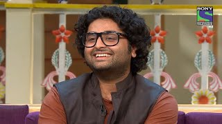 Arijit Singh Live | Kapil Sharma Show | He Sing On Publics Demand - Kabira × Mone Pore Ruby Roy | HD