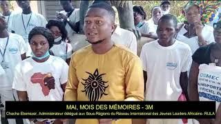 Mai, Mois des Mémoires, étape de Ouidah
