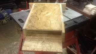 How To Build Bat House Time Lapse