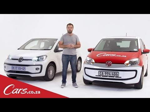 VW up! vs up! New vs Old, Side by Side Comparison