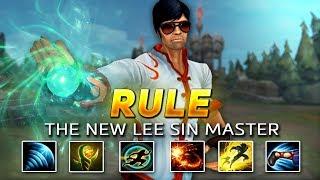 Who is Rule ? The Best Lee sin EUNE - League of Legends