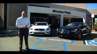 2014 Infiniti Q60 Review | Infiniti of Mission Viejo