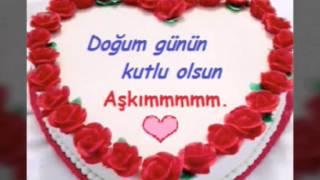 Sevgiliye doğum günü