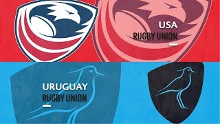 USA v Uruguay - Americas Rugby Championship 2019 - Full Match