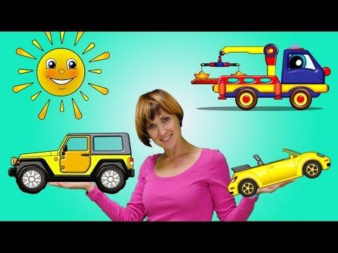 Maria ve Billy - Maria için yeni araba satın alıyoruz! Eğitici çizgi film - Türkçe izle!