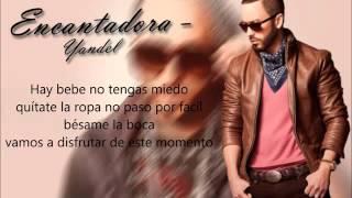 Encantadora letra Yandel