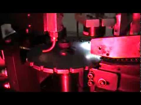 Fastener Sorting Machine - Close-up