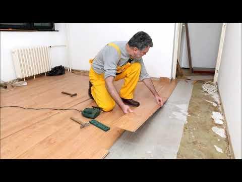 Best Laminate Flooring Installation Contractor Omaha NE | Eppley Handyman Services