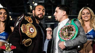 (LIVE) KEITH THURMAN & DANNY GARCIA GO LIVE ON THE PHONE TOGETHER!!