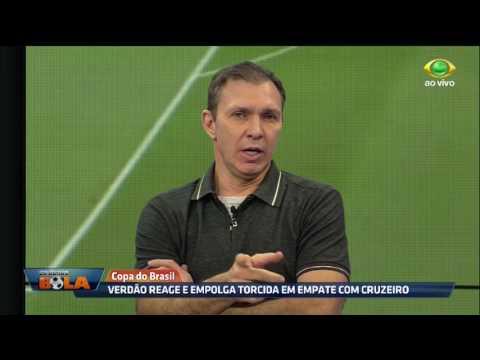 Velloso Sobre O Palmeiras: Tem Que Entrar Mais Ligado