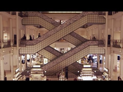Le Bon Marche Tour: Inside the Birthplace of Shopping | Fashion Week Spring 2014