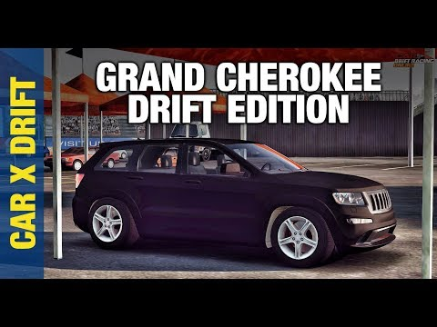 WOW! ADA GRAND CHEROKEE! | CarX Drift Racing Indonesia