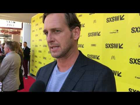 """Josh Lucas interview SXSW """"The Most Hated Woman in America."""""""