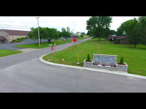 Hunters Crossing Community Tour | Huntingburg, IN