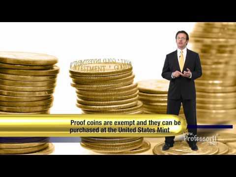Precious Metals -Gold Investments