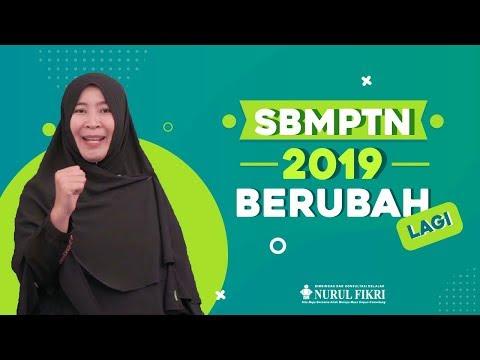 SBMPTN 2019 Berubah Lagi!!