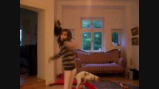 Repeat youtube video 1 Girl 1 Dog (FULL VIDEO!!!!!!)