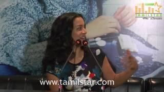 Singer Anoushka Shankar Press Meet