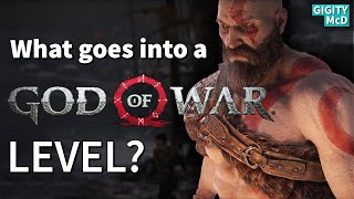 Level Design techniques used in GOD OF WAR ..... An in-depth breakdown of a level