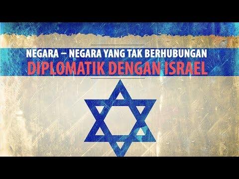 Negara Yang Tak Berhubungan Diplomatik Dengan Israel