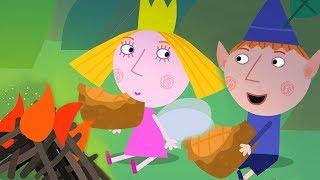 Le Petit Royaume de Ben et Holly ⭐ Camping ⭐ Dessin animé