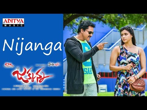 Nijanga Full Song | Jakkanna Telugu Movie | Sunil, Mannara Chopra, Karthik, Dinesh