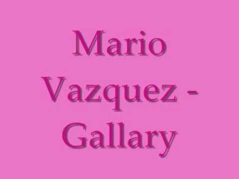 Mario Vazquez - Gallary (DOWNLOAD)