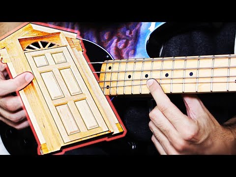 The Doors played with doors
