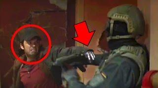 Captain America: Civil War - Escaping Winter Soldier's Apartment Fight Scene Breakdown