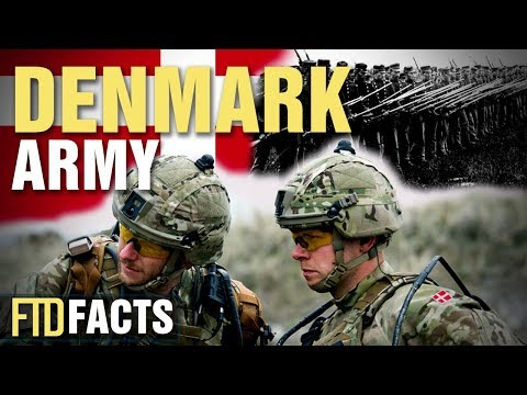 Incredible Facts About The Denmark Army (Hæren)