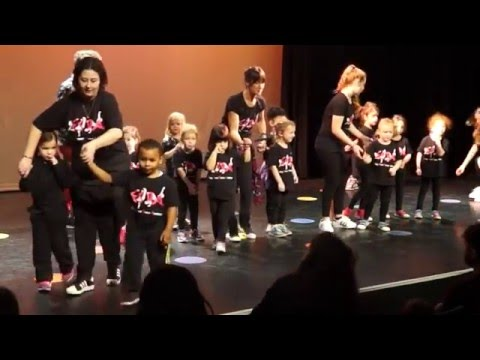 Ealing Street Dance - Performance 30th January 2016