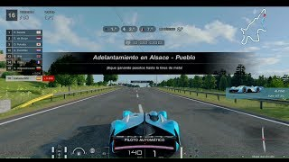 Gran Turismo SPORT | PS4 Pro | Gameplay | Prueba Alsade | Español