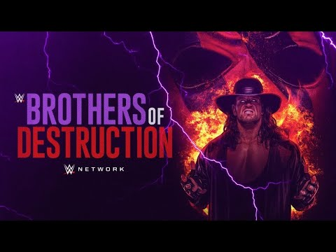Brothers of Destruction official trailer (WWE Network Exclusive)
