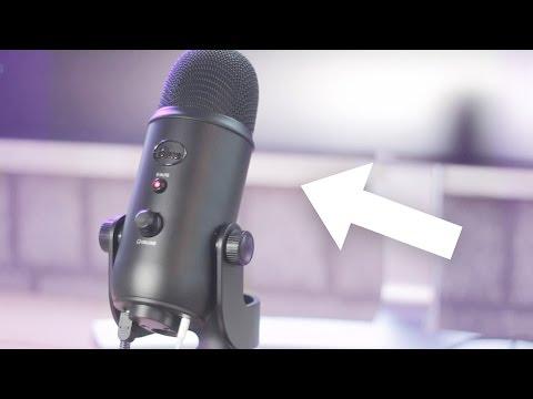 De bekendste YouTube microfoon ?! - Blue Yeti